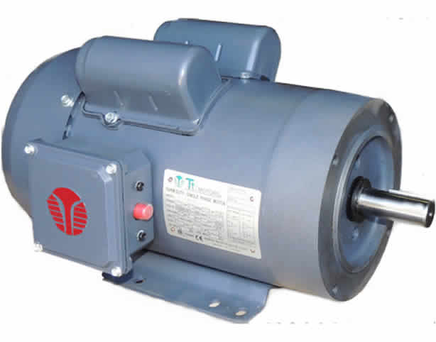 Farm Duty NEMA Single Phase Electric Motor